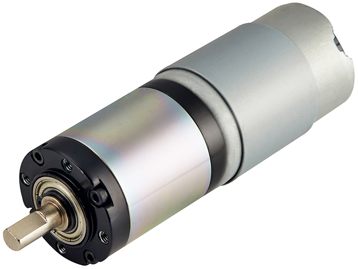 dc planetary gear motor 42mm panda motor