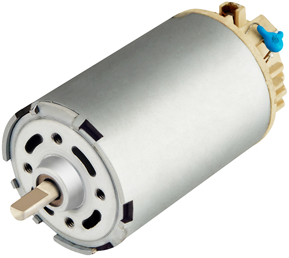 48mm high voltage dc motor